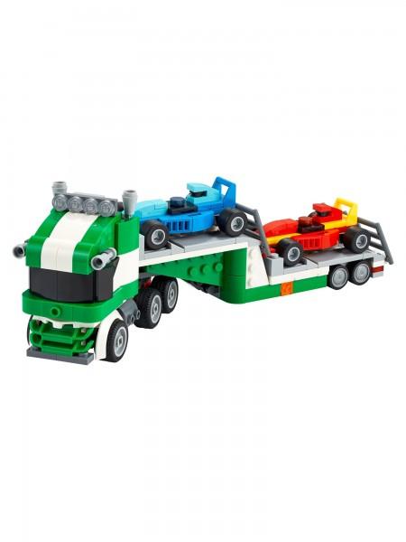 Lego - Rennwagentransporter