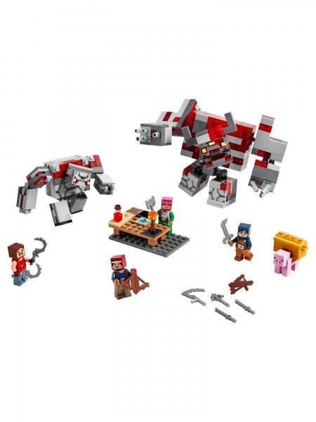 Lego - Das Redstone-Kräftemessen