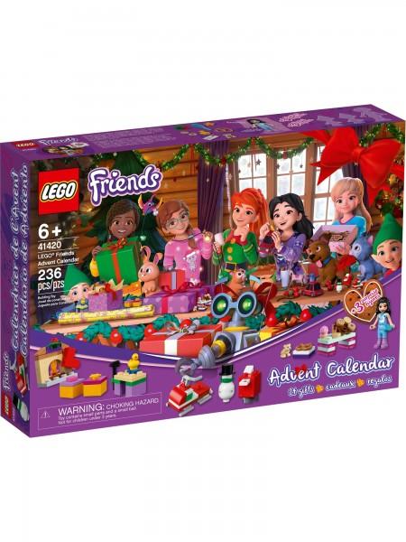 Lego - Adventskalender Friends III