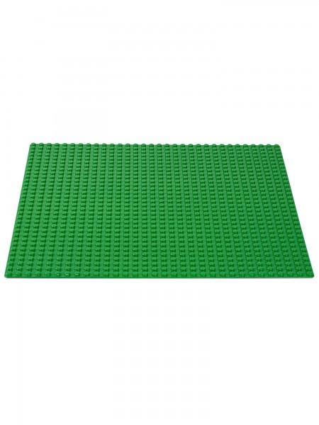 Lego - Bauplatte grün Classic