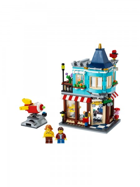Lego - Spielzeugladen im Stadthaus