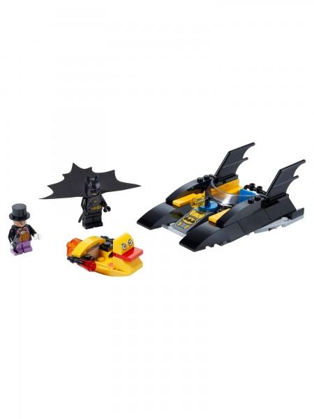 Lego - Verfolgung des Pinguins – mit dem Batboat