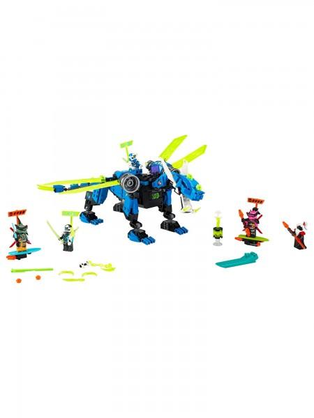 Lego - Jays Cyber-Drache