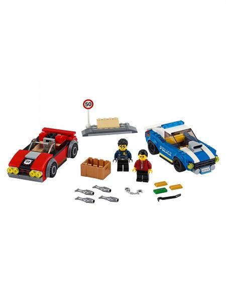 Lego - Festnahme auf der Autobahn