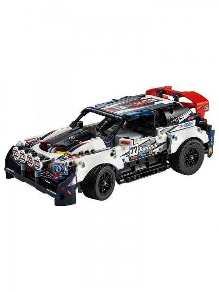 Lego - Top-Gear Ralleyauto mit App-Steuerung