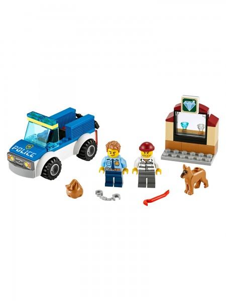 Lego - Polizeihundestaffel