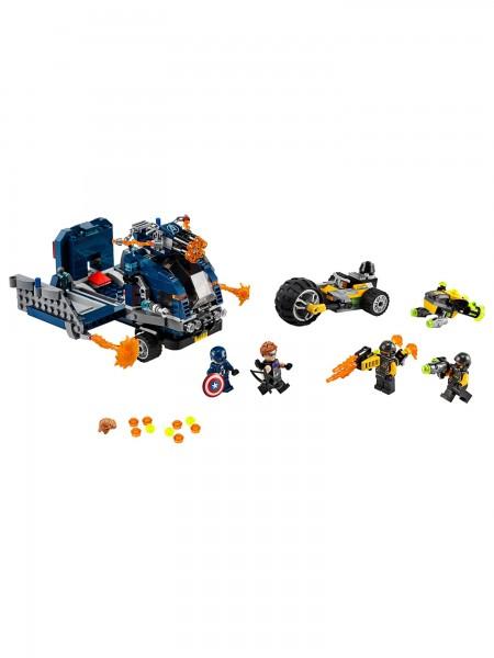 Lego - Avengers Truck-Festnahme