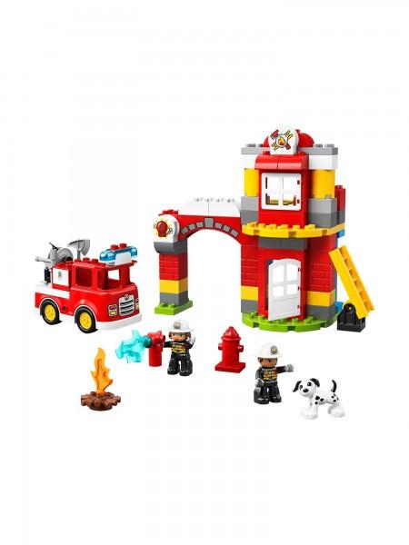 Lego - Feuerwehrwache