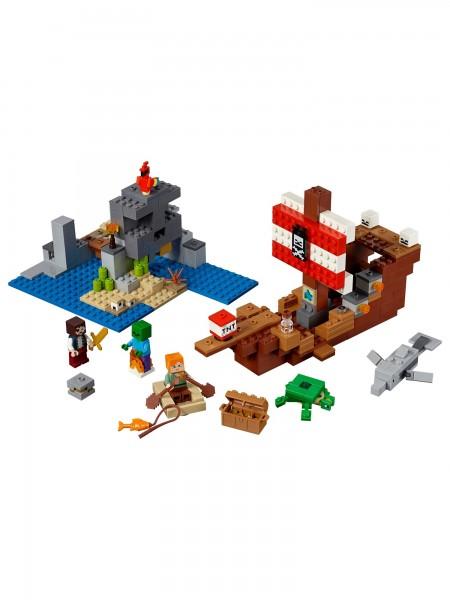 Lego - Das Abenteuer des Piratenschiffs