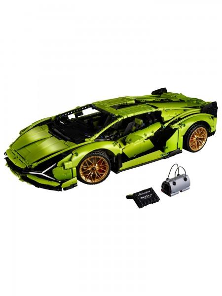 Technic™ - Lego - Lamborghini Si·n FKP 37