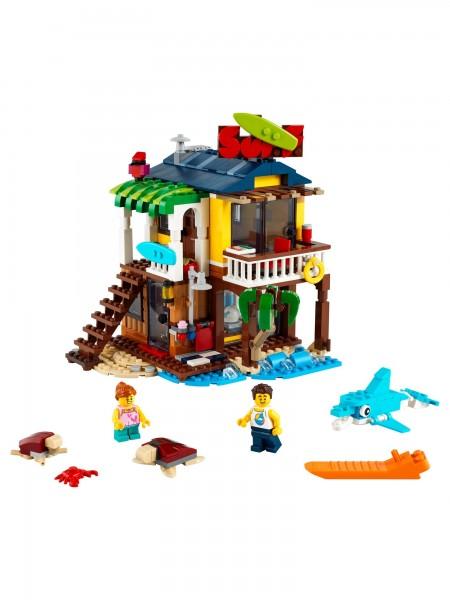 Creator 3-in1 - Lego - Surfer-Strandhaus