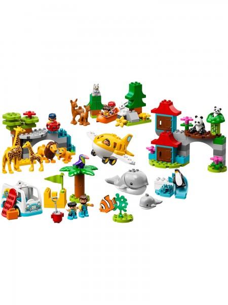 Lego - Tiere der Welt