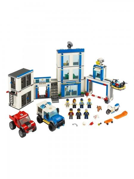 Lego - Polizeistation (City)