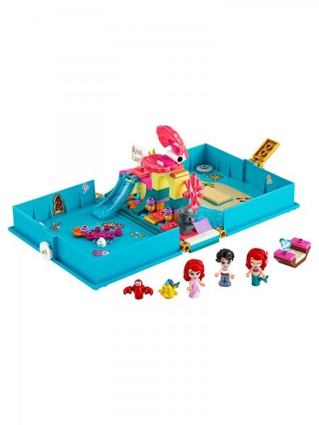 Disney™ - Lego - Arielles Märchenbuch