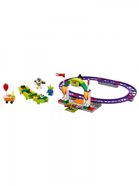 Lego - Buzz wilde Achterbahnfahrt