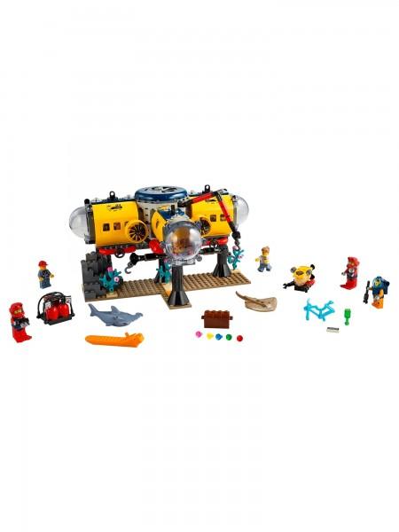 Lego - Meeresforschungsbasis