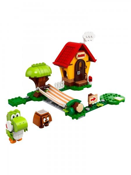 Lego - Marios Haus und Yoshi