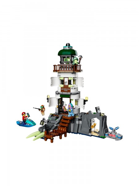 Hidden Side™ - Lego - Der Leuchtturm der Dunkelheit