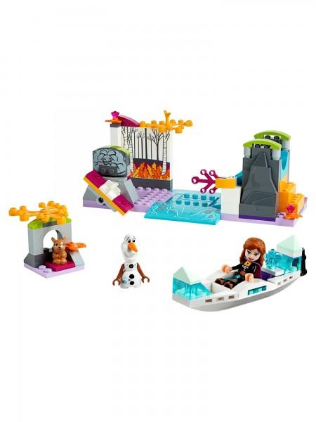 Lego - Annas Kanufahrt