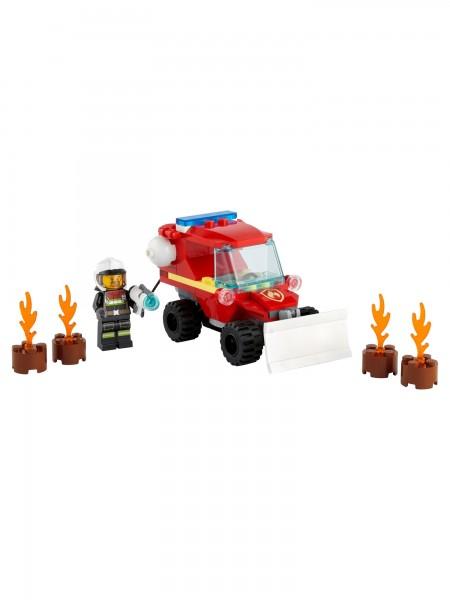 City - Lego - Mini-Löschfahrzeug