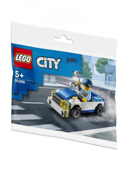 City - Lego - Polizeiauto