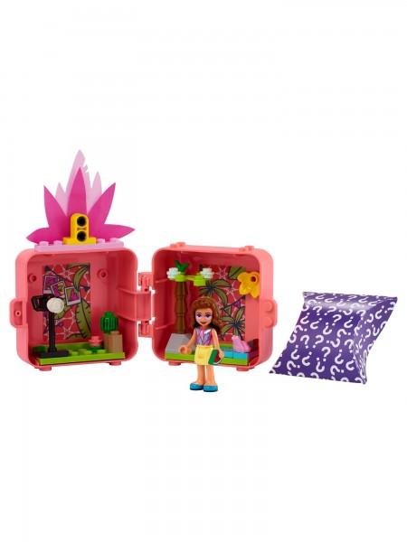 Friends - Lego - Olivias Flamingo-Würfel