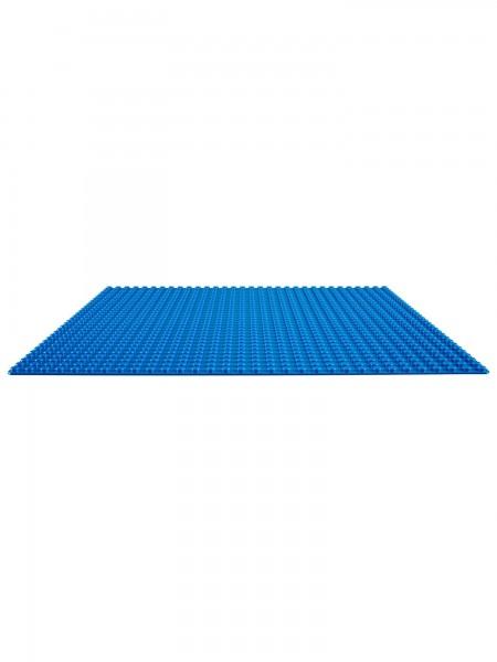 Lego - Bauplatte blau
