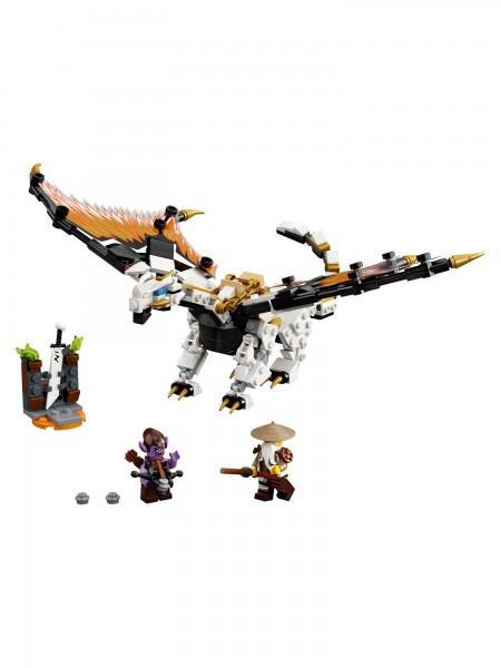 Lego - Wus gefährlicher Drache