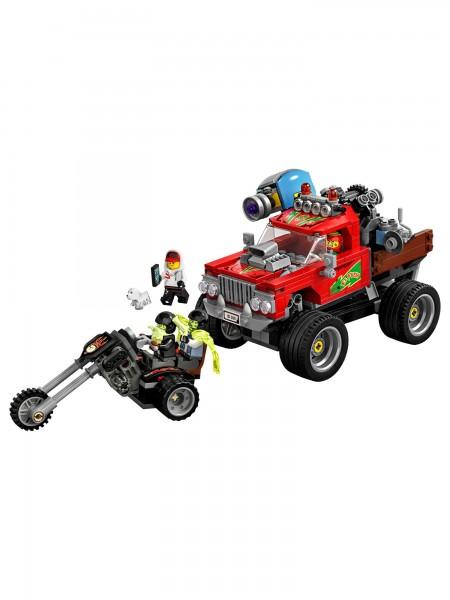 Lego - El Fuegos Stunt-Truck