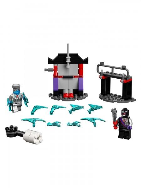 Lego - Battle Set: Zane vs.Nindroid