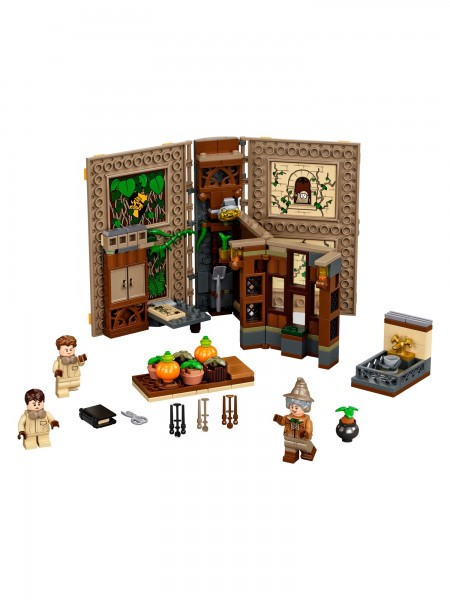 Lego - Kräuterkundeunterricht