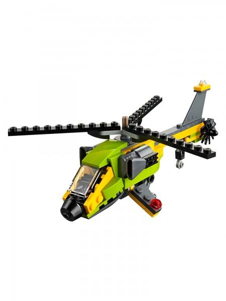 Lego - Hubschrauber-Abenteuer