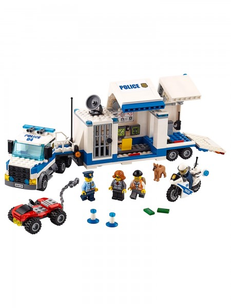 Lego - Mobile Einsatzzentrale
