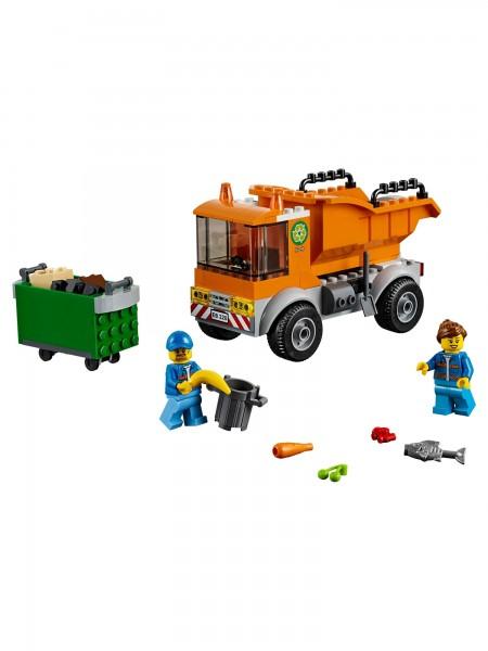 Lego - Müllabfuhr