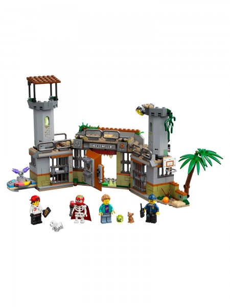 Hidden Side™ - Lego - Newburys verlassenes Gefängnis