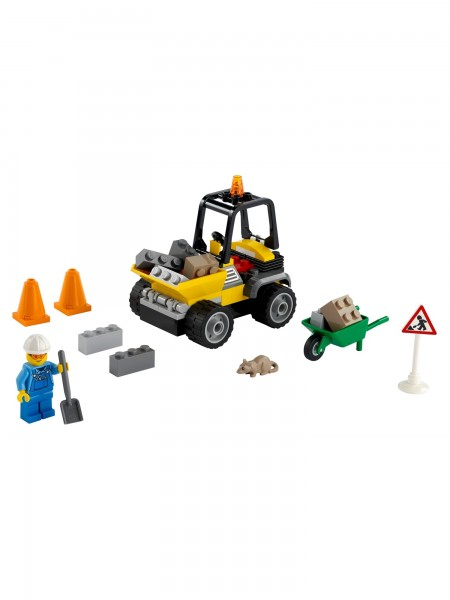 Lego - Baustellen-LKW
